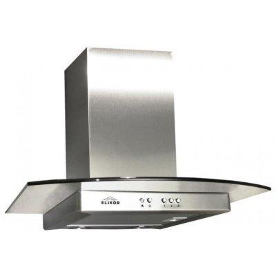 Вытяжка Эликор Кристалл 60Н-430-К3Г серебро/тонир. гал. (ЗВ-430-60-45)Вытяжки Elikor<br>каминная<br>