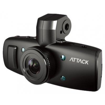 Видеорегистратор Attack C1034 (ARO_C1034)Видеорегистраторы Attack<br>Автомобильный, 5Мpix сенсор, обзор - 120°, слот SD (до 32Гб), FULL HD(1920x1080), 1.5диспл.<br>