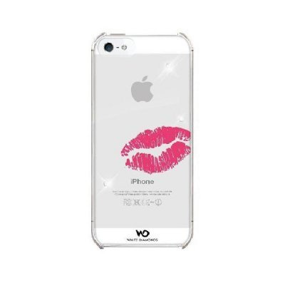 Чехол White Diamonds Lipstick Kiss для Apple iPhone 5/5s/SE (WD-1210LIP60) diamonds