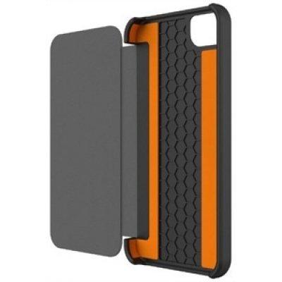 Чехол Tech21 T21-1818 для Apple iPhone 5/5s/SE чёрный (T21-1818)Чехлы для смартфонов Tech21<br>книжка, пластик, Impact Snap with Cover, спецзащита от падений D3O<br>