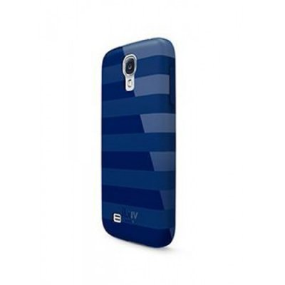 Чехол iLuv Gelato для Samsung Galaxy S4 синий (iLuv-SS4GELABL)Чехлы для смартфонов iLuv<br>мягкий пластик<br>