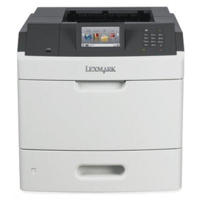 Лазерный принтер Lexmark MS810de (40G0160)Монохромные лазерные принтеры Lexmark<br>Монохромный<br>