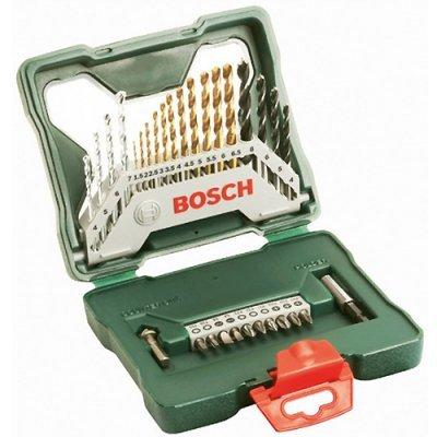 Набор инструментов Bosch x-line titanium 30шт. (2.607.019.324) (2.607.019.324) набор инструментов bosch x line titanium
