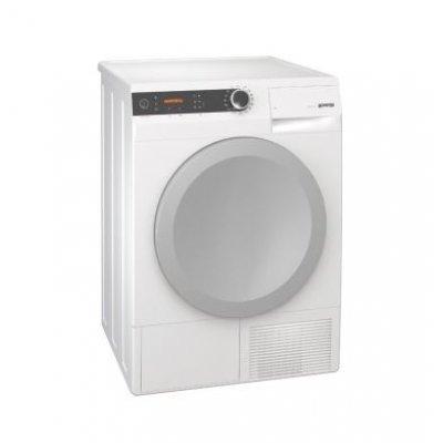 Сушильная машина Gorenje D8664N (D8664N)Стиральные машины Gorenje<br>сушильная машина, фронтальная загрузка 8 кг, сушка: конденсация с тепловым насосом, глубина 60 см, энергопотребление A+, 27 программ<br>