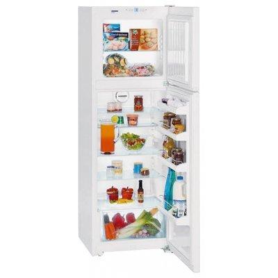 Холодильник Liebherr CT 3306-21 001 (CT 3306-21 001)Холодильники Liebherr<br>175x60x63, 236/76 л, SmartFrost, верхняя морозильная камера<br>