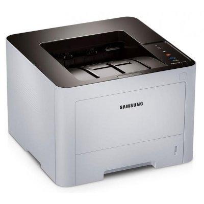 Лазерный принтер Samsung SL-M4020ND (SL-M4020ND/XEV)Монохромные лазерные принтеры Samsung<br>А4, 40ppm, 1200x1200, 256Мб, USB2.0/LAN, duplex, tray 250+50, Макс. нагрузка - 100 000 стр./мес, Картриджы: MLT-D203U - 15 000 стр, MLT-D203E - 10 000 стр, MLT-D203L - 5000 стр, MLT-D203S - 3000 стр.<br>