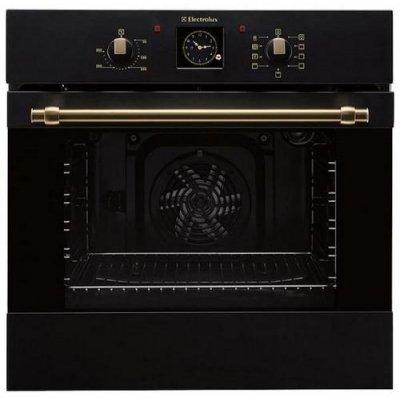 Электрический духовой шкаф Electrolux EOB3400BOR (EOB3400BOR)Электрические духовые шкафы Electrolux<br>60 х 60 x 57 см, гриль: есть, 5 программ, таймер: есть<br>