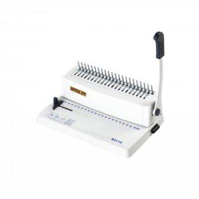 Переплетчик Office Kit B2112 (B2112)Переплетчики Office Kit<br>(перф. 12 лист сшив. 250 лист пластик. пруж. 6-28мм)<br>