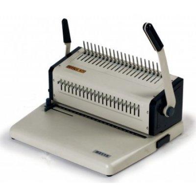Переплетчик Office Kit B2115 (B2115)Переплетчики Office Kit<br>(перф. 15 лист сшив. 500 лист пластик. пруж. 6-51мм)<br>