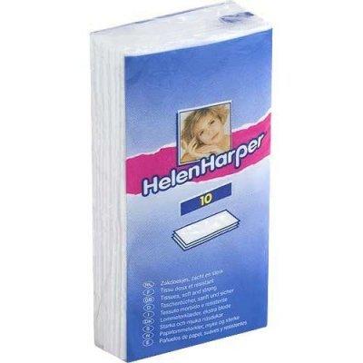 Бумажные салфетки Helen Harper в индивидуальной упаковке 10*24 (39039) (39039)Салфетки гигиенические Helen Harper<br><br>