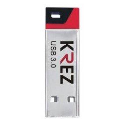 USB накопитель 32Gb KREZ mini 602 USB 3.0 черный-красный (3000258643193) (KREZ602U3BR32)