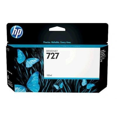 Картридж HP 727 пурпурный для HP Designjet T920/T1500 (B3P20A)Картриджи для струйных аппаратов HP<br>струйный ePrinter series 130-ml<br>