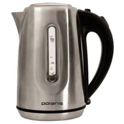 Электрический чайник Polaris PWK 1718CAL (PWK 1718CAL)Электрические чайники Polaris<br>чайник, объем 1.7 л, мощность 1800 Вт, материал корпуса: металл<br>