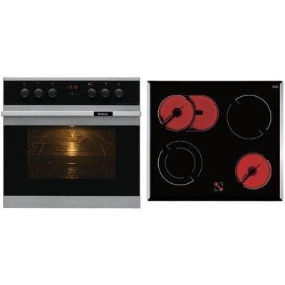 Комплект духовой шкаф и панель Hansa BCCI62096015 (BCCI62096015)Комплекты встраиваемой техники Hansa<br>Объем, л 64, Стеклокерамика, 4 конфорки, Размеры варочной поверхности (В x Ш x Г), см 5 x 57 x 52, Размеры духового шкафа (В x Ш x Г), см 59.5 x 59.5 x 57.5<br>