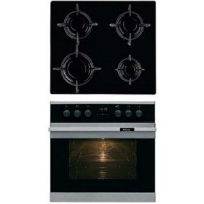 Комплект духовой шкаф и панель Hansa BCMI64590015 (BCMI64590015)