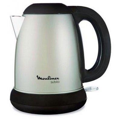 Электрический чайник Moulinex BY 540D30 (BY540D30)Электрические чайники Moulinex<br>чайник, объем 1.5 л, мощность 2000 Вт, материал корпуса: металл<br>