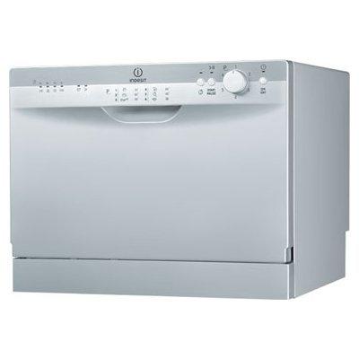 Посудомоечная машина Indesit ICD 661 S EU (ICD 661 S EU)Посудомоечные машины Indesit<br>Класс A / А / A, вместимость: 6 комплектов.Индикаторы фазы программы. Программы: Замачивание, деликатная мойка, Eco, интенсивная, стандартная, быстрая мойка. Таймер отсрочки , уровень шума 55 дб(А). Цвет: серебристый<br>