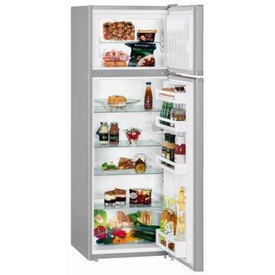 Холодильник Liebherr CTPsl 2921-20-001 (CTPsl 2921-20-001)Холодильники Liebherr<br>157.1x55x63, объем камер 220+52, морозильная камера верхняя, серебристый<br>