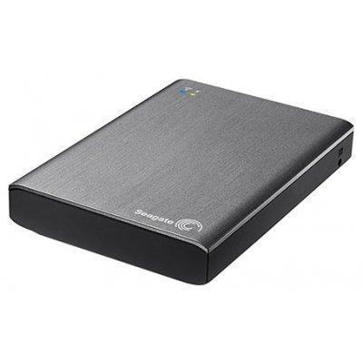Внешний жесткий диск Seagate 1Tb Wireless Plus mobile device storage Wireless (STCK1000200) (STCK1000200)