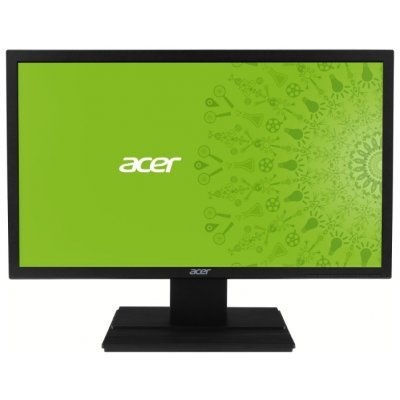 Монитор 24 Acer V246HLBMD Black (UM.FV6EE.006)Мониторы Acer<br>LED, 1920x1080, 5ms, 250 cd/m2, DCR 100M:1, D-Sub, DVI (HDCP), 2Wx2<br>