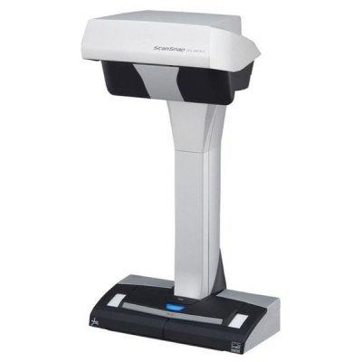Сканер Fujitsu ScanSnap SV600 (PA03641-B001)Сканеры Fujitsu<br>фотоаппаратный сканер, формат A3<br>интерфейс USB 2.0<br>разрешение 285x283 dpi<br>устройство автоподачи<br>датчик типа CCD<br>