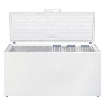 Морозильная камера Liebherr GT 6122-20 001 (GT 6122-20 001)Морозильники Liebherr<br>91.7x164.4x80.9, объем 572 л<br>
