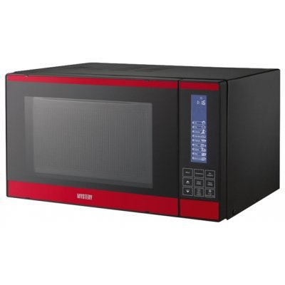 Микроволновая печь Mystery MMW-2021G (MMW-2021G)Микроволновые печи Mystery<br>гриль, объем 20 л, мощность микроволн 800 Вт, электронное управление, автоматические режимы: разморозка, приготовление, размеры (ШxВxГ): 45.2x26.2x36.5 cм<br>