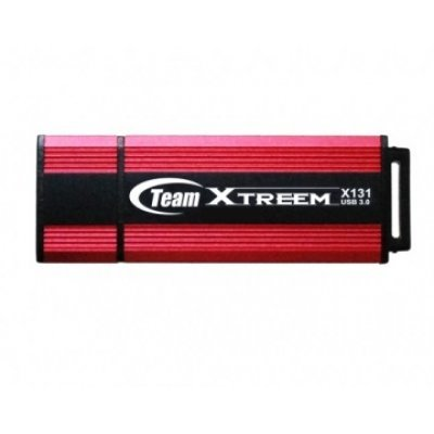 USB накопитель 128Gb TEAM X131 Red (765441011632) (TX131128GR01)USB накопители Team Group<br>Flash USB 3.0, Read: UP to 220MB/s Max + Write: UP to 140MB/s Max, Retail + USB 3.0 cable<br>