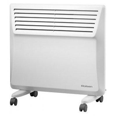 Обогреватель Rolsen RCE-1001E белый конвектор (RCE-1001E белый)Обогреватели Rolsen<br>конвектор<br>площадь обогрева 15 кв.м<br>мощность обогрева 1000 Вт<br><br>электронное управление<br>защита от перегрева<br>