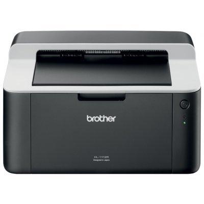 Лазерный принтер Brother HL-1112R (HL-1112R)Монохромные лазерные принтеры Brother<br>монохромный, A4<br>