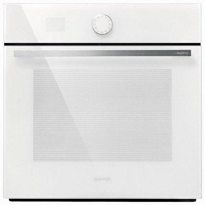 Электрический духовой шкаф Gorenje BO75SY2W (BO75SY2W)Электрические духовые шкафы Gorenje<br>Электронный сенсорный программатор с температурным дисплеем: EPT+TD plus, Тип переключателей: стандартные<br>