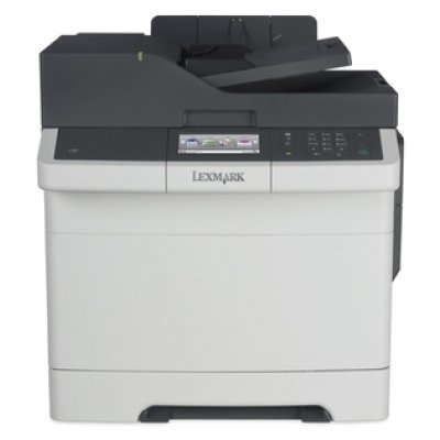 Лазерное МФУ Lexmark CX410e (28D0516)Цветные лазерные МФУ Lexmark<br>цветное, А4, 30стр/м, копир/принтер/сканер/автопод 1200х1200dpi,256МВ<br>