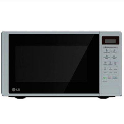 Микроволновая печь LG MS-2043HS (MS2043HS)Микроволновые печи LG<br>LED-Дисплей. Тип открытия дверцы: Откидная клавиша. Объем камеры 20 л.<br>