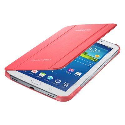 Чехол Samsung EF-BT210BPEGRU для Galaxy Tab 3 7.0 SM-T2100/7.0 T2110 3G Pink (EF-BT210BPEGRU)Чехлы для планшетов Samsung<br>розовый<br>