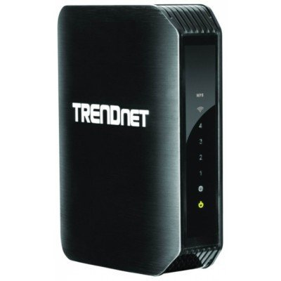 Wi-Fi роутер TRENDNET TEW-751DR (TEW-751DR) wi fi роутер trendnet tew 691gr tew 691gr