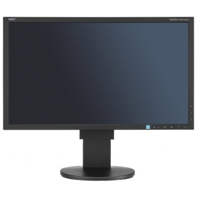 Монитор 23 NEC EA234WMi Black (L232QA)Мониторы NEC<br>23 wide; IPS; LED backlight; 1920x1080; 0,265mm; 14 ms; 16,77m; 250cd/m2; 1000:1; 178/178 (CR&amp;gt;10); Hight adjustable; Tilt, Pivot; D-Sub, 1х Display Port Digital; DVI(D) with HDCP, Internal Power Supply; Audio<br>