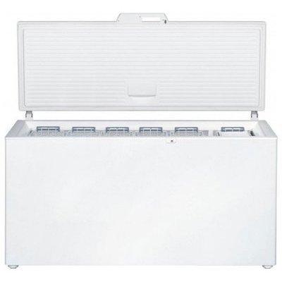 Морозильная камера Liebherr GTP 4656-20-001 (GTP 4656-20-001)Морозильники Liebherr<br>91.7х164.7х81, 419 л, однокамерный морозильный ларь<br>