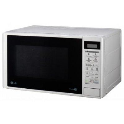 Микроволновая печь LG MB-40R42DS (MB40R42DS)Микроволновые печи LG<br>мощность 700Вт, объем 20л, гриль, автоматическая разморозка, блокировка от детей, цвет- серебристый<br>
