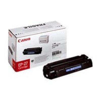 Картридж (8489A002) Canon EP-27 (8489A002)Тонер-картриджи для лазерных аппаратов Canon<br>Картридж для LBP-3200/MF 3110/ MF5650 с черным тонером. Ресурс при 5% заполнении - 2500 стр.<br>