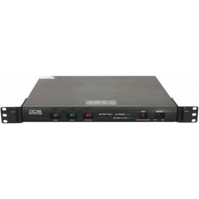 Источник бесперебойного питания Powercom King Pro KIN-600AP-RM (Powercom KIN-600AP RM (1U) USB)Источники бесперебойного питания Powercom<br><br>