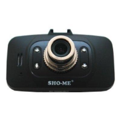 Видеорегистратор Sho-Me HD-8000SX черный (HD-8000SX)