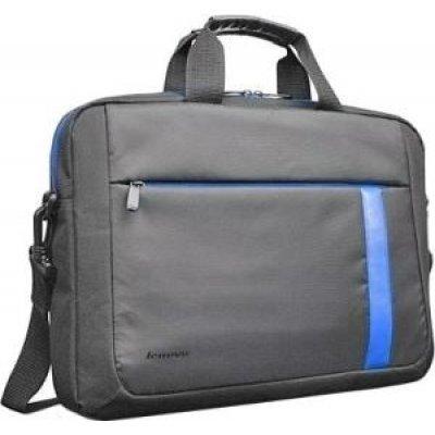 Сумка для ноутбука Lenovo 15.6 Toploader T2050 синий (888013750) (888013750)Сумки для ноутбуков Lenovo<br>series Zx80,  405*60*290<br>