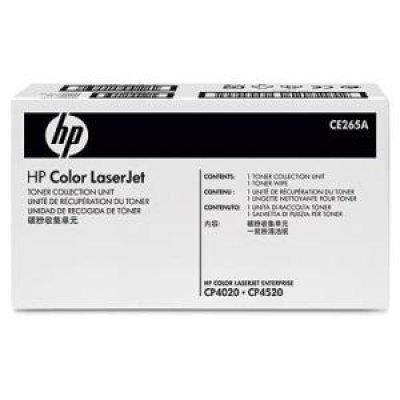 Бункер для отработанного тонера HP CE265A для CLJ CP4025/4525/CM4540 (CE265A)Бункеры для отработанного тонера HP<br>для сбора отработанного тонера HP CLJ CP4025/4525/CM4540 (CE265A/CC493-67913)<br>