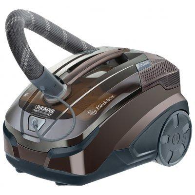 Пылесос Thomas Parkett Master XT коричневый (788-570)Пылесосы Thomas<br>сухая и влажная уборка<br>с аквафильтром<br>без мешка для сбора пыли<br>работа от сети<br>потребляемая мощность 1700 Вт<br>вес 8 кг<br>
