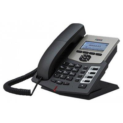 VoIP-телефон Fanvil C58P (C58P)VoIP-телефоны Fanvil<br>2xEthernet 10/100 Мб/с, SIP 2 линии, PoE, IAX2 протокол 1 линия, БП<br>