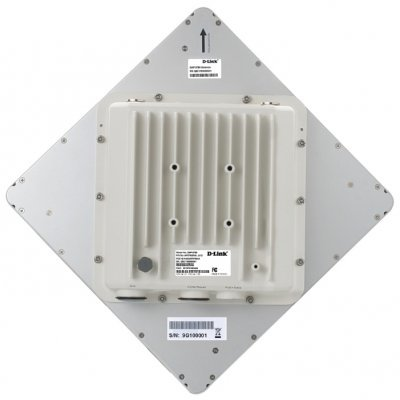 Wi-Fi точка доступа D-Link DAP-3760/RU/B1B (DAP-3760/RU/B1B), арт: 169580 -  Wi-Fi точки доступа D-Link