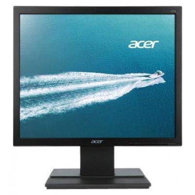 Монитор Acer 19 V196Lb (UM.CV6EE.010)Мониторы Acer<br>ACER 19 V196Lb LED, 1280x1024, 5ms, 250cd/m2, 170°/160°, 5Mln:1, D-Sub, Black<br>