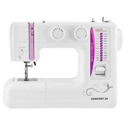 Швейная машина Comfort 24 (Comfort 24)Швейные машины Comfort<br>Кол-во операций 25,вертикальный челнок,петля полуавтомат<br>