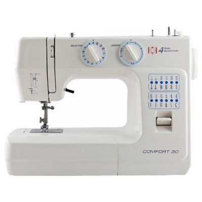 Швейная машина Comfort 30 (Comfort 30)Швейные машины Comfort<br>Кол-во операций 25,вертикальный челнок,петля полуавтомат<br>