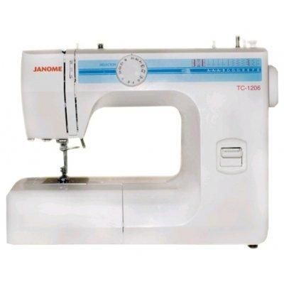 Швейная машина Janome TC 1206 (Janome TC 1206) швейная машинка janome sew mini deluxe